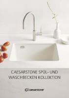 Caesarstone Spülen & Waschbecken