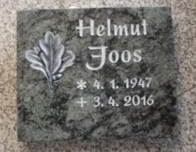Columbarien Inschrift
