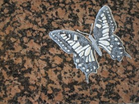 Ornament Schmetterling