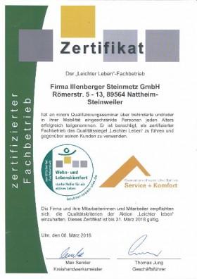 LeichterLebenZertifikat_gültig bis 31.03.2018