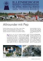 Steinmetz Illenberger Sonderdruck