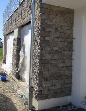 Fassaden Verkleidung Ausführung