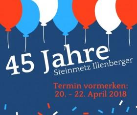 45 Jahre Steinmetz Illenberger