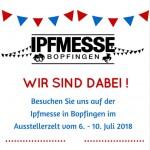 Ipfmesse Bopfingen 2018